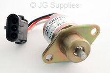 Fuel Stop Solenoid Fits SA-4934-12 Perkins 700 Series 2848A279 2848A275 SA493412