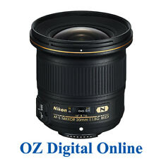 New Nikon AF-S Nikkor 20mm f/1.8G ED F1.8 Wide Angel Lens for D750 D850 1YrAuWty