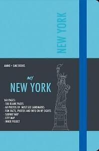 My New York - Notebook: Blue Duck Egg (Paperback, 2017)