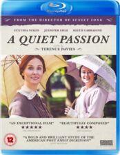 a Quiet Passion Blu-ray 2017 DVD Region 2