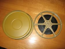 8 mm Home Movie Film Hunting Fishing Trip Canada Mid 60's Camping Boating Horses