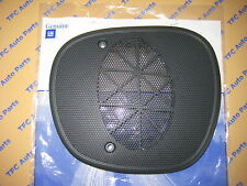 Chevy GMC Blazer S10 Sonoma Jimmy LH Drivers Door Speaker Cover Dark Gray  OEM