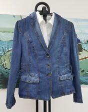 Triangle Damen Jeansjacke Jacke Gr. 44 blau. EUR 90,93 Neu. Steilmann  Damenblazer Denim Größe 46 UVP 99 a6c2d0908a
