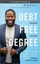 Debt Free Degree - Anthony ONeal - Kindle ✅FAST DELIVERY