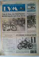 B) lvm-life motorcycle # 125; 15/10/1993; bsa semi-side/trailer