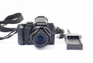 Olympus Stylus 1 12.0MP Digital Camera - Black