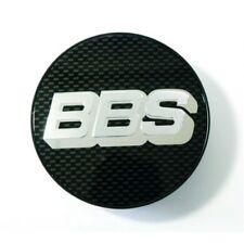 Original BBS Symbolscheibe silber-carbon 70,6mm Nabenabdeckung / Nabendeckel