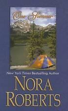 (Good)-One Summer (Wheeler Hardcover) (Hardcover)-Roberts, Nora-1597225665
