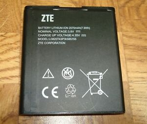 OEM Original Part - AT&T ZTE Z998 Lithium-Ion Battery ZTE Li3820T43P3h585155
