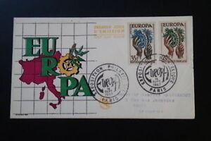 Europa Cept 1957 FDC  (CV 30$) 67314