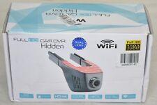 Car DVR Camera Hidden Video Driving Recorder Full HD 170°record-iOS/Android NOB