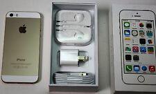 Apple iPhone 5s 16GB Gold (Verizon) 4g LTE unlocked GSM Smartphone New Other 5 s