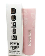 PowerPlump Lip Balm, Buxom Full Size 4.8g/0.17 oz Big-O Neutral Color New boxed