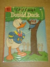 DONALD DUCK #55 G/VG (3.0) DELL COMICS WALT DISNEY OCTOBER 1957