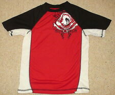 Ocean Pacific~ Red/Graphic~Large Boys T Shirt~10/12yrs~152cm