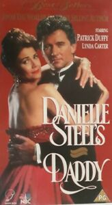 Danielle Steel's Daddy VHS Video.1993 Polygram.Patrick Duffy/Lynda Carter.