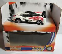 FUNTASTIC REAL WHEELZ 1:43 SCALE DIECAST FUTURE AUTO RACING CAR - 138060 - BOXED