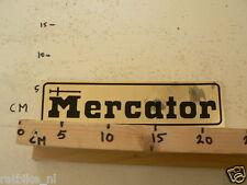 STICKER,DECAL MERCATOR LARGE