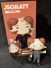 Youtooz Limited Edition jschlatt #33 Vinyl Figure with Code and Box (opened)