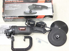Steelman Angle Polisher Model Number 97565 Excellent Condition