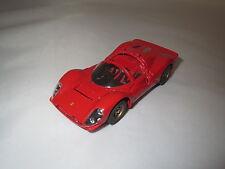 Revell / Jouef Evolution  Ferrari  330 P4  (rot)  1:43  OVP !