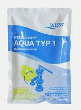 WESSOCLEAN® AQUA TYP 1 Brunnenregenerierung 400g