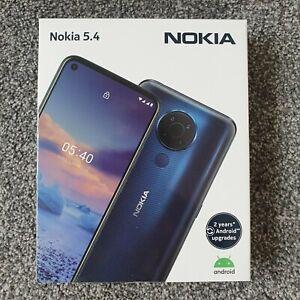 Nokia 5.4 - 64GB - Polar Night NEW (Unlocked) (Dual SIM)