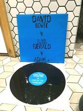 "David Bowie Telling Lies 12""NEW UNPLAYED Vinyl 1996 Adam F & A Guy Called Gerald"