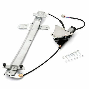 New Front Right Power Window Regulator with Motor For Ford Mercury Grand Marquis