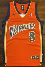 Rare Vintage Adidas NBA Golden State Warriors Monta Ellis Basketball Jersey