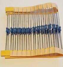 50 x NEOHM ASSIALE film sottile resistore 360kΩ ± 1% 1/2W ricambi elettronica