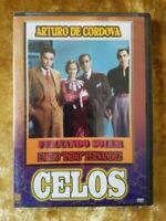 """CELOS, ARTURO DE CORDOVA, FERNANDO SOLER EMILIO """"INDIO"""" FERNANDEZ (dvd )"""