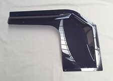 TOYOTA HILUX 50 SERIES ( 1 DRIVERS SMOKE GREY TINT) PLASTIC DOOR WEATHER SHIELD