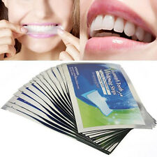 28 Strips Teeth Whitening Professional Home Whitener Tooth Bleaching Whiter Hot