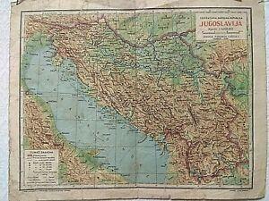 Yugoslavia 1949. JUGOSLAVIJA.