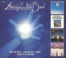NEW Feel No Fret/Volume 8/Shine/Cupids in Fashion (Audio CD)