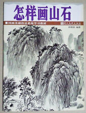 Lin Jin Rong: How To Draw Rocks - ISBN 9787539417479
