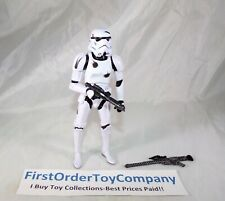"Star Wars Black Series 6"" Inch Battle Damaged Stormtrooper Loose Figure COMPLETE"