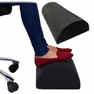 Feet Cushion Support Foot Rest Under Desk Stool Foam Pillow Footrest Massage