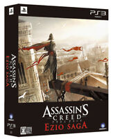 Assassin's Creed: Ezio Trilogy PlayStation3 Japan Version