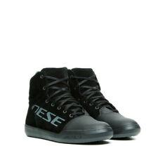 DAINESE YORK D-WP MOTORCYCLE SHOES BLACK/ANTHRACITE 44