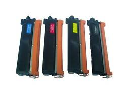 4PK TN210 Color Toner Set For DCP-9010 HL-3040 HL-3045CN HL-3070 MFC-9120