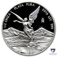 1//20 1//10 1//4 1//2oz in capsules 2018 Mexico Silver Proof Libertad 4 Coin Set