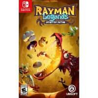 Rayman Legends Definitive Edition - Nintendo Switch Brand New Sealed