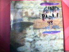 PAOLI GINO LP 89 dal vivo 2LP g/f ITALY NM/M (VINYL)