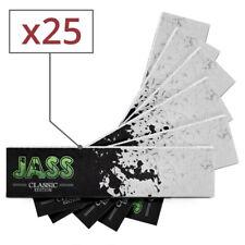 Lot 25 carnets de Feuilles Slim Papier à rouler Jass King Size Slim Edition
