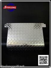Aluminum Diamond Plate Access Engine/Motor Cover for EZGO TXT Golf Cart