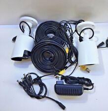 Lorex FLIR LBV2531S-C HD 1080p Night Vision Security Cameras Cable 2 PACK