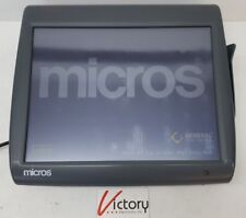 Used Micros Workstation 5 System Unit400814 001touch Screen Withwindows V 13