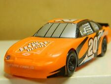 Winners Circle Plastic Vinyl NASCAR # 20 Monte Carlo Orange & Black HOME DEPOT *